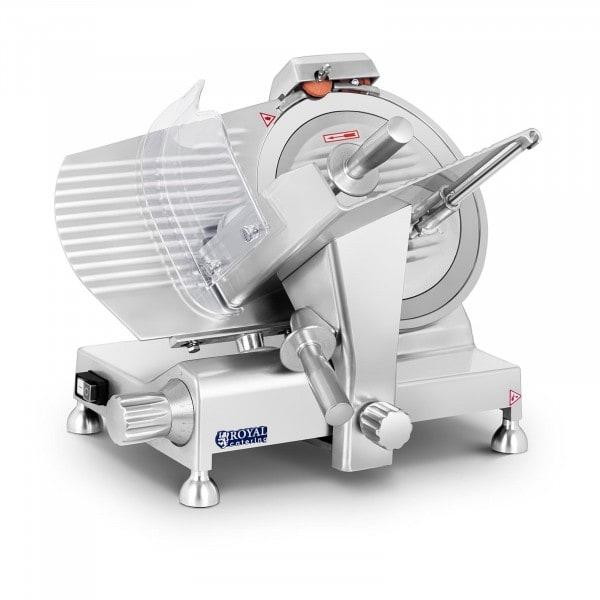 Aufschnittmaschine - 300 mm - bis 15 mm - Alugriffe
